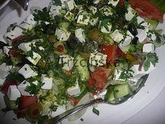 Grecka sałatka