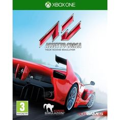 Assetto Corsa Xbox One Game | http://gamesactions.com shares #new #latest #videogames #games for #pc #psp #ps3 #wii #xbox #nintendo #3ds