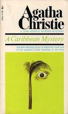 A Caribbean Mystery by Agatha Christie.  Pocket Book edition.