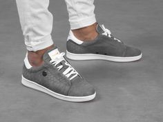 d0775fc783f0d VO7 Onyx Grey Mode Grise, Placard À Chaussures, Basket Homme, Basket Basse,