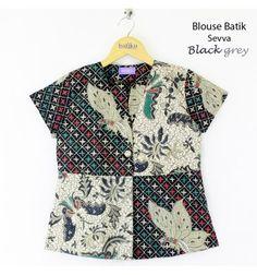 Blouse Batik Sevva