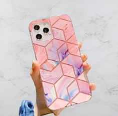Luxury Fashion For iPhone Pink - iPhone XS