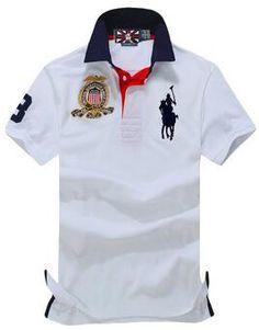 0e9499d36e11 2015 new spring auturn mens 100% cotton Embroidery Big horse polo brand  solid polo shirt