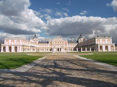 palacio real de Aranjuez - España