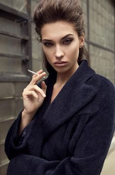 On next issue No. 3 magazine New York photographer: Martyna Gumuła model: Natalia Król hair: Anna Nerko stylist: Tomasz Brzęcki make-up: Michał Sadowski