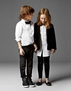 Moda para niños en navidad