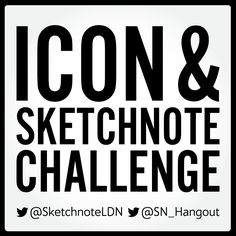 Icon and Sketchnote