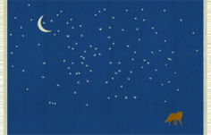 Tappeto Moon by Nidi #Nidi #Battistella #StudioJuma #carpet #collection #design #kids