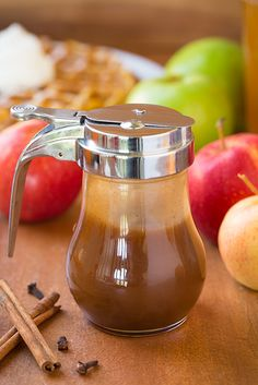 Apple Cider Syrup - Cooking Classy