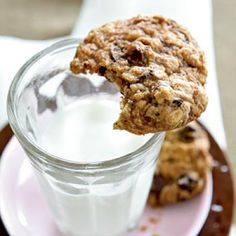 Ultimate Reader Recipe Contest Winners and Finalists―Desserts Recipes: Chocolate-Cherry Heart Smart Cookies | CookingLight.com