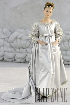 Chanel – 2008 spring summer Couture