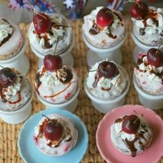 Mini Ice Cream Pies recipe