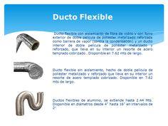 Ducto Flexible para Aire Acondicionado