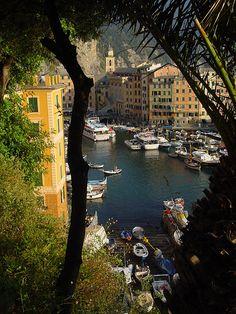 Camogli, Liguria, Italy (by lrene)