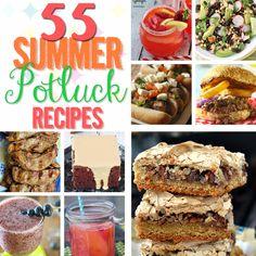 Quick and easy summer potluck recipes