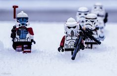 Call of Duty by Shamir Ramjan | LEGO Star Wars ARC Trooper , ARF Trooper , Sandtrooper & Stormtrooper Minifigs