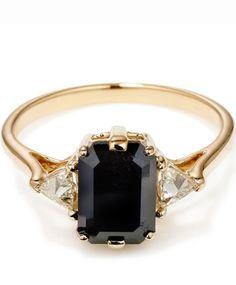 bona drag anna sheffield black diamond bea ring