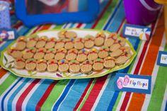 Flip Flip Nutter Butters Swim Party - Pool Party