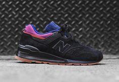 New Balance 997 Black Magnet - Sneaker Bar Detroit
