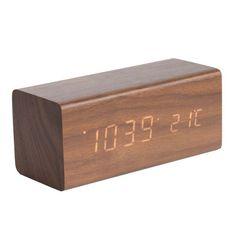 Karlsson Uhren karlsson no flip clock matte black karlsson clocks