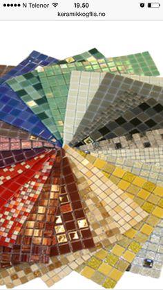 Mosaikkfliser