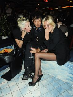 KATE MOSS DAILY: Kate and Jamie Party with Daphne Guinness