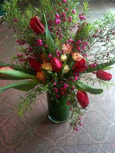 Sweet Spring Arrangement