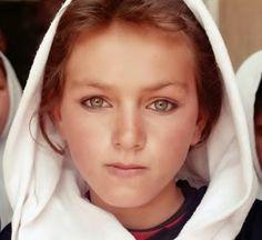 Gorgeous pashtun girl