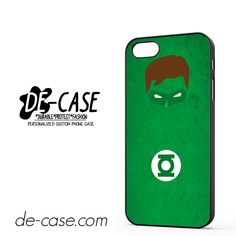 Green Lantern Justice League DEAL-4869 Apple Phonecase Cover For Iphone 5 / Iphone 5S