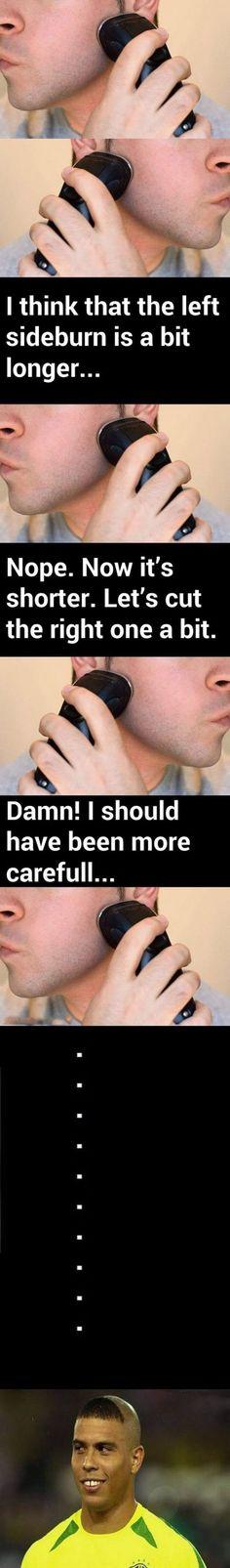 Shaving Problems