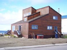 20th Century Shed-Style Architecture (Alaska DNR Office of History and Archaeology)
