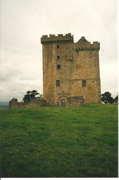 Clackmannan Tower, once home to Robert The Bruce