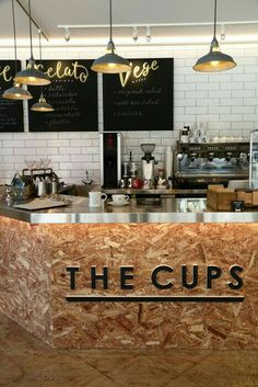 The cups cafe kitchen inspo more deco cafe, bar deco, coffee cafe interior, Cozy Coffee Shop, Coffee Shop Design, Coffee Shops, Small Coffee Shop, Best Coffee Shop, Coffee Maker, Nagoya, Café Design, Design Ideas