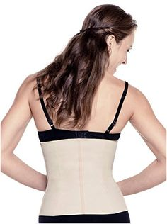 f86247f1c76 Amia Women s Classic Cincher Waist Trainer by A102 at Amazon Women s  Clothing store  Best Corset