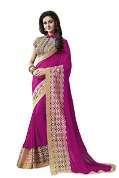 General description, blouse fabric:- dhupian , saree color :- wine , work:- embroidery heavy net lace border work, saree length:- 5.50 meter , blouse length:- 0.80 meter, -:about products:- , make a distinct style statement wearing this purple saree from one of our products. This purple saree has embroidered lace border work which is designed to perfection on heavy net material. This saree will soon become your favourite . The stylishly designed saree makes it a true value for money. It…
