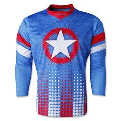 Rinat Patriot Goalkeeper Jersey  Guard your net with the red eaa72bfc0