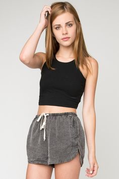 Brandy ♥ Melville | Eve Shorts - Shorts - Bottoms - Clothing