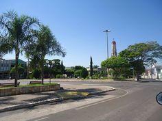 Praça Barão de Cambuí, Cássia-MG