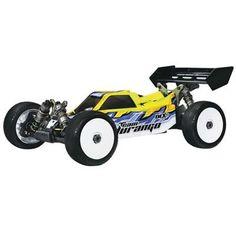 TDRTD102038 - DEX8 1/8 Buggy Electric. DEX8 1/8 Buggy Electric
