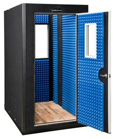 """Sound Proof Booth~I need this for my """"private concerts""""  For your Dad!!!"""