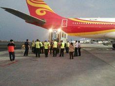 Berita Terpopuler: Foto Hong Kong Airlines Turbulensi Di Kalimantan, Berikut Kronologinya!! - Dotekno