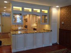 Custom Kitchen Cabinets And Countertops White Cabinets Buffalo NY