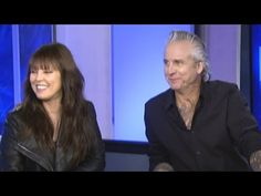 Pat Benatar and Neil Giraldo on 35 years of making music together.