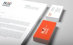 H3C Energies - Brand Design on Behance