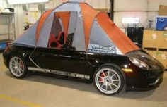 I've been thinking about buying another tent. I think I found the one I want.