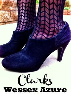 Black suede--comfortable--sexy as can be with @Clarks Shoes @thehilljean #giveaway #shoes #fashion
