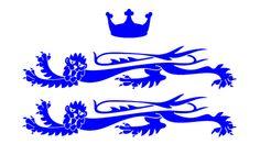 Berkshire County Council flag