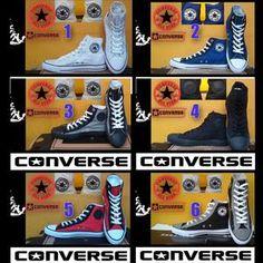 SEPATU CONVERSE ALL STAR HIGH + BOX GRADE ORI c1d3673427