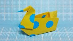 How to Paper Craft Origami! Bird Box