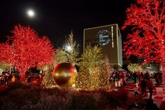 100 Things To Do For Christmas in Dallas